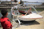 Death toll in Egypt boat capsize rises to 33