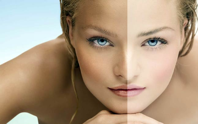 Vitamin c can help you deal with tanned skin lifestyle news solutioingenieria Choice Image