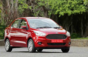 Ford Figo Aspire pre-bookings open from July 27