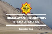 Royal Enfield Himalayan Odyssey Ride starting from July 10