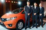 Honda Jazz: An aggressive expansion