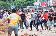 Road rage leads to communal clash in Uttar Pradesh