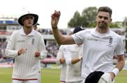 Ashes: Lord's failure spurred me on, says England's James Anderson