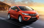 Honda Jazz: Spec Sheet