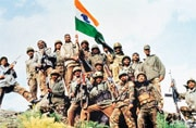 Kargil war's 16th anniversary