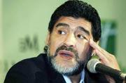 Diego Maradona plans bid for FIFA presidency