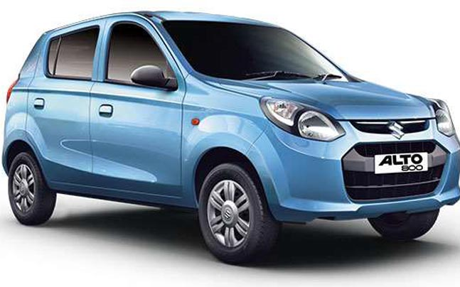 Reports Maruti Suzuki Alto 800 Diesel Engine Launch In December