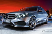 The new Mercedes E-Class diesel launched in India for Rs 50.7 lakh
