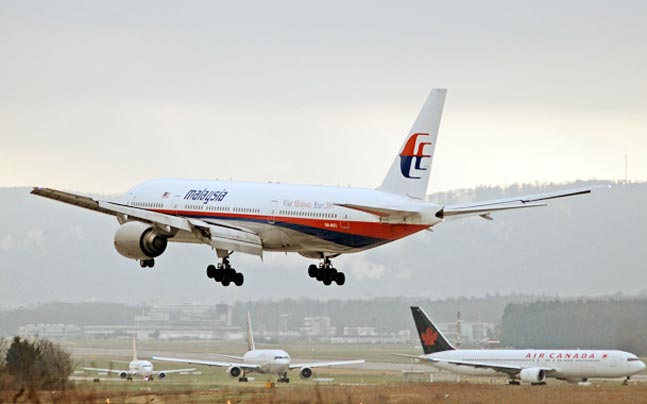 US official: Plane debris in Indian Ocean same type as MH370 - World