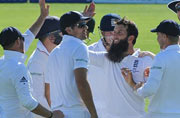 1st Ashes Test, Day 2: England on top after Moen Ali's all-round effort