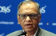 No earth-shaking invention from India in 60 yrs, says Narayana Murthy