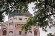 Nila Gumbad reunited with the Humayun's Tomb complex