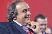 Michel Platini announces FIFA presidency bid