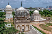 After facing years of neglect, Hyderabad's 16th century Qutb Shahi Heritage Park is set to transform into a major archaeological attraction