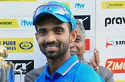 India maintain second place in ICC ODI rankings