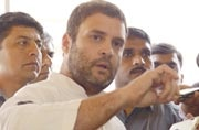 Why is Modi silent on Vyapam, asks Rahul Gandhi