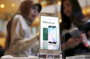 Samsung's profit keeps falling, thanks to Galaxy S6