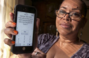 App turns smartphone into tool for medical research
