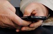 30 per cent more people are searching property via phones