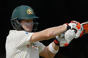 Ashes 2nd Test, Day 1: Rogers, Smith's ton put Australia on top