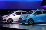 General Motors recalls 1.55 lakh Spark, Beat, Enjoy cars in India