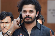 IPL spot-fixing: Charges against Sreesanth, Chandila and Chavan dropped