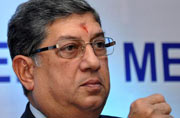 Srinivasan appears before ED to record statement against Lalit Modi