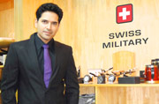 Anuj Sawhney, Managing Director, Swiss Military Worldwide, shares stories from his business trips and family holidays.