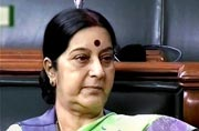 Sushma Swaraj, in eye of Lalitgate storm, changes Twitter bio