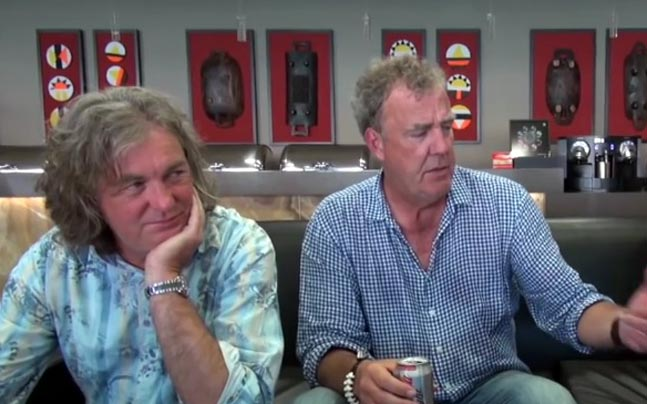 ex 39 top gear 39 trio to host new car show for amazon prime indiatoday. Black Bedroom Furniture Sets. Home Design Ideas