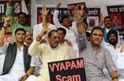 When will CBI take over all cases of Vyapam, asks SC