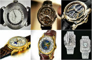 List of 10 most expensive watches in the world