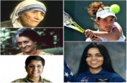 List of 'First' Indian women in the history of India