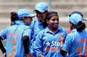 India women win five-match ODI series against New Zealand