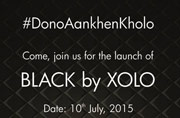 Xolo is all set to launch its first Black phone