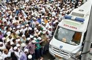 Yakub Memon buried in Mumbai amid tight security