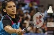 Saina has tackled pressure situations better says, coach Vimal Kumar