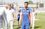 England's James Anderson ruled out of final Ashes Test, Wood likely to keep his place