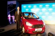 Ford India launches Figo Aspire for Rs 4.89 lakh