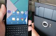This is BlackBerry's Venice Android slider smartphone