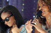 Bobbi Kristina Brown buried alongside her mother, Whitney Houston