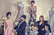 Exclusive: Here's a sneak peek into couture at Bridal Fashion Week