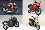 Upcoming Bikes: Honda to launch five new bikes this year