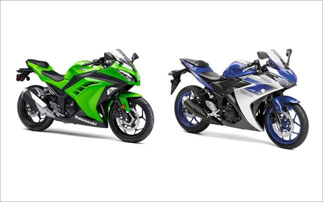 Comparison: Yamaha YZF-R3 vs Kawasaki Ninja 300 - Auto News