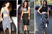 How the crop top changed the Indian woman's stomach