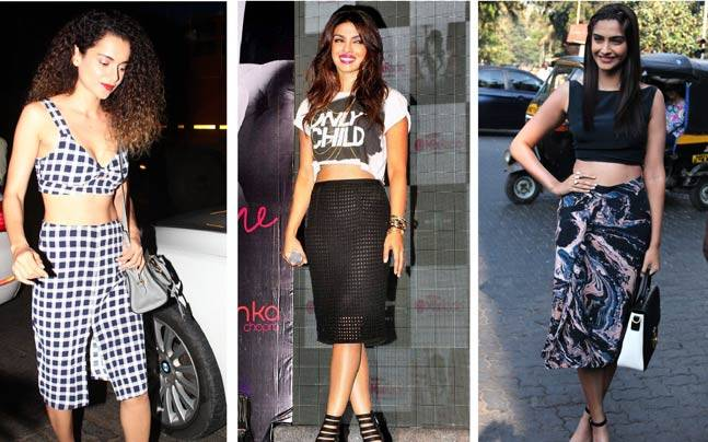 585d74c74 How the crop top changed the Indian woman s stomach - Lifestyle News