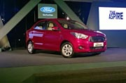 Ford Figo Aspire to launch on August 12