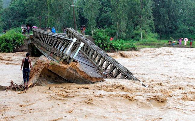 Floods in Manipur
