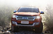 New Ford Endeavour launch pushed to 2016