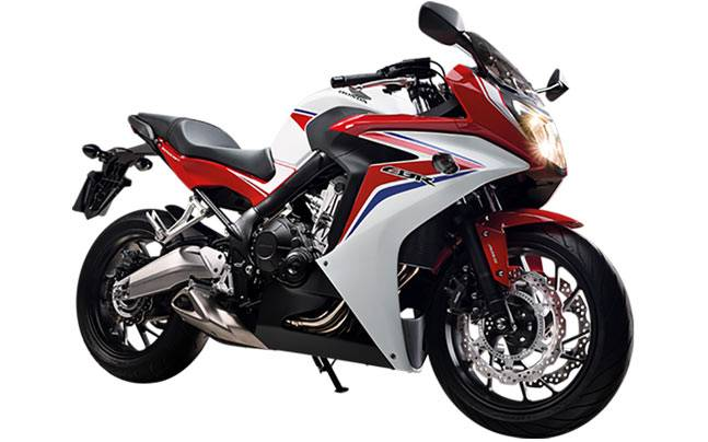 Honda Launches Cbr 650f Cb Hornet 160r Cbr 150r And Cbr 250r At
